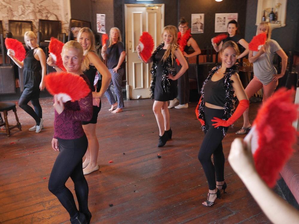 Dance Classes in Brighton! -