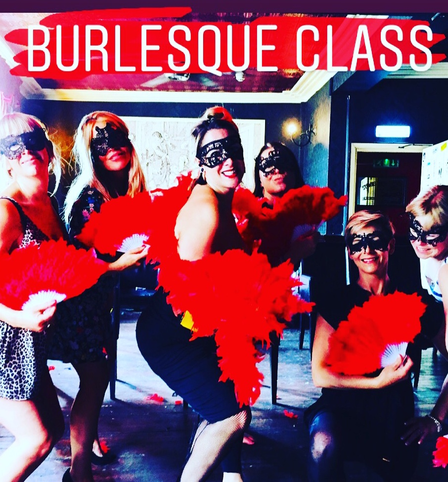 Dance classes makes you happy - Being part of a burlesque dance class is the best way to take care of yourself. You might be a busy student or a mum with a career, we all need to have time for ourselves, exercise and have fun!Dancing is a great mood enhancement. It makes you feel happy in the inside and outside. Brighton is a vibrant city which offers many places to dance in the evenings!