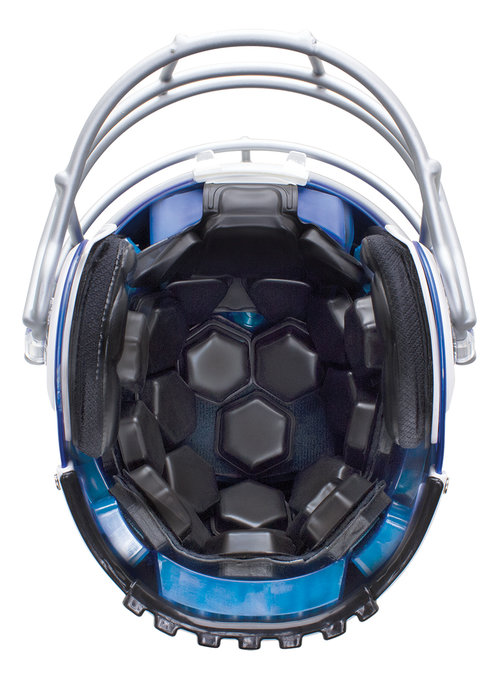 Click the photo to get a better view of the interior of the Schutt F7 UR1 Helmet.