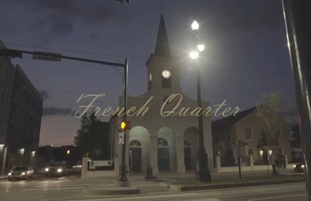 Happy Saint Patty's Day! Be sure to check out Trust Falls Journey to the French Quarter! Link in bio! #trustfallproductions #frenchquarter #stpatricksday
