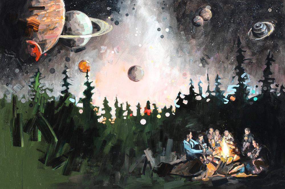 Cosmic Happenstance