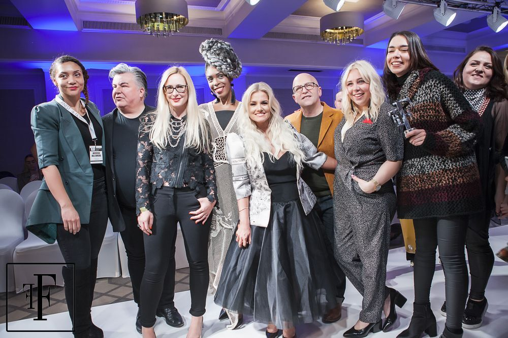 Congratulations to Vaseghia, the winner of Britain's Top Designer 2018 Award