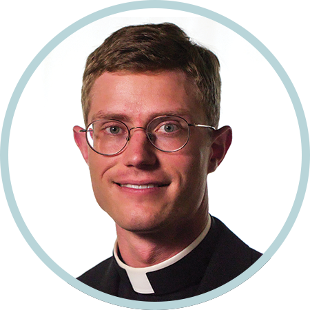 Dcn. Henry Finch   St. John the Evangelist, San Marcos Transitional Deacon