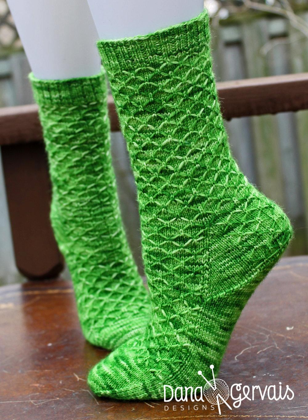Textured Stitch Patterns