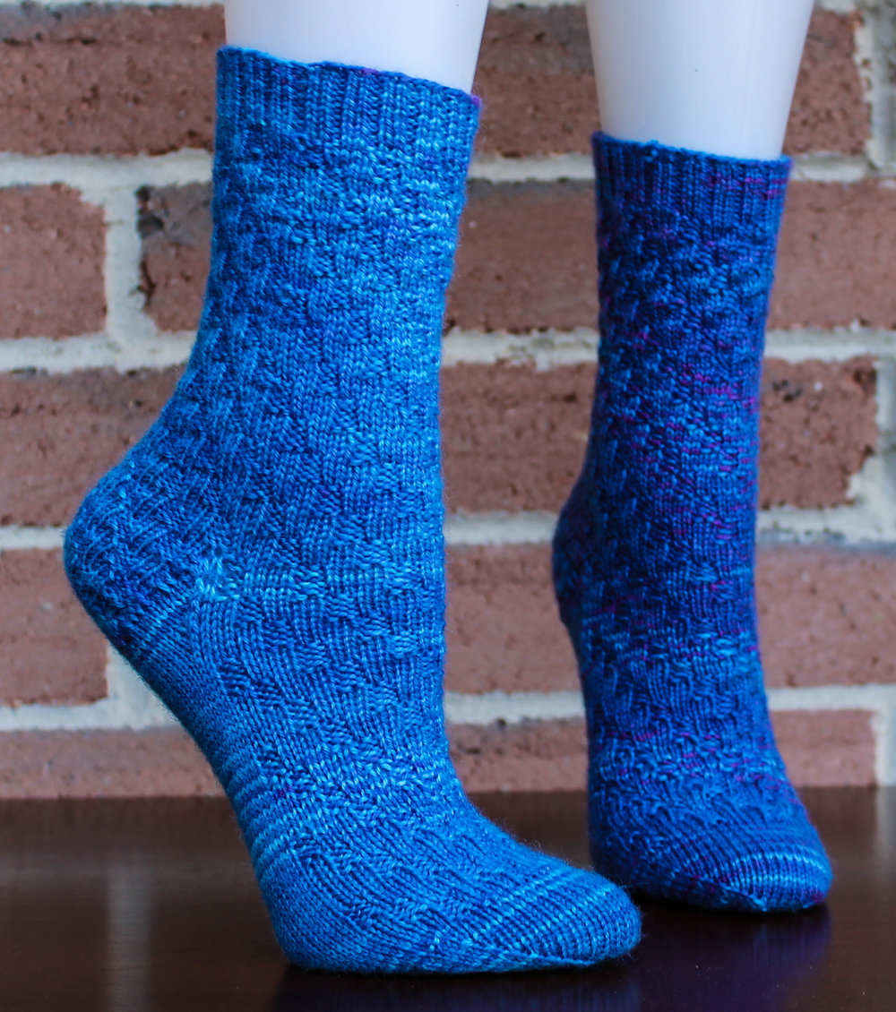 Juniper Socks