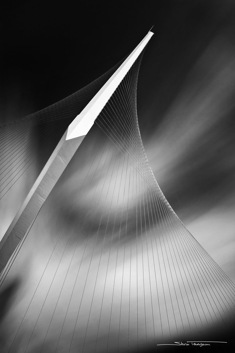 Chords Bridge Long Exposure
