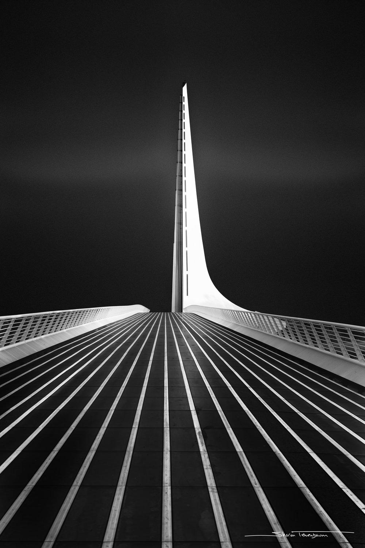 Sundial Bridge #2