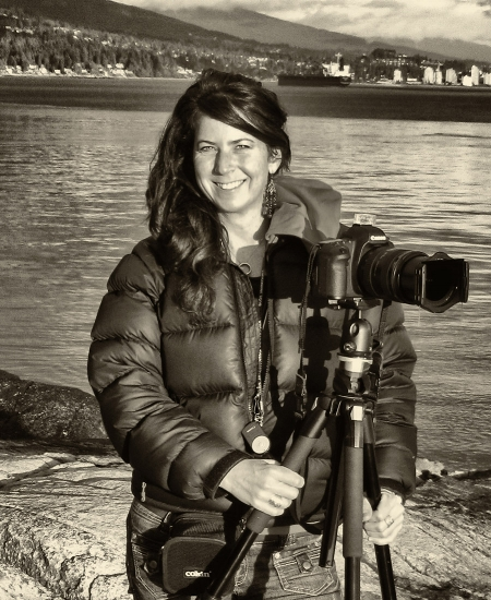 Sharon is an internationally recognized Fine Art photographer. Originally trained as a Professional Civil Engineer, Tenenbaum is an entirely self-taught artist, having learned her craft through personal research and practical experience behind the camera.  Some of her achievements are a first place awards in the 2015, 2013, 2011 and 2008 International Photography Awards for her architectural images, a publication in National Geographic and publications of three books, a Vancouver Photography Book ' Vancouver Like No Other ' and E-Books: ' How to Create Long Exposure Fine Art Photography ', and ' Left & Right Brain, A photographers understanding of these mindsets and how the affect our visual interpretation of art'.   Sharon teaches Fine Art Photography and Long Exposure Photography at Langara College in Vancouver, BC.  To see more of Sharon's work including her award winning exploits:   http://sharontenenbaum.com