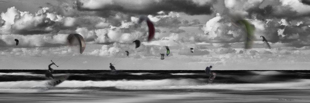Kite Surfers #2