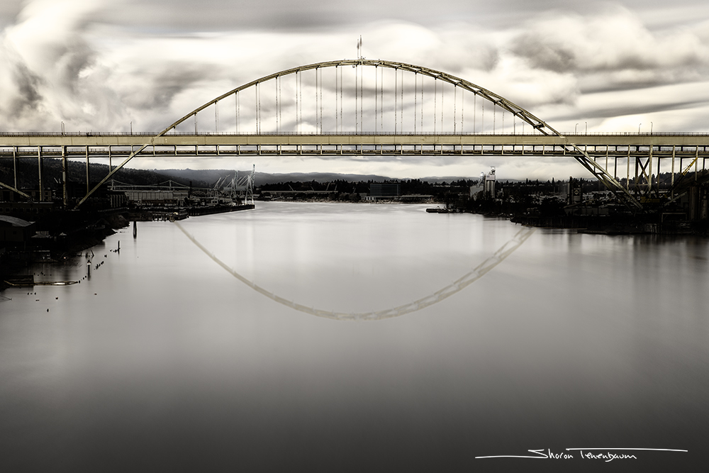 Fremont Bridge, Portland Oregon