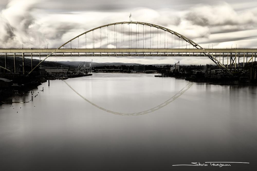 Fremont Bridge, Portland Oregon