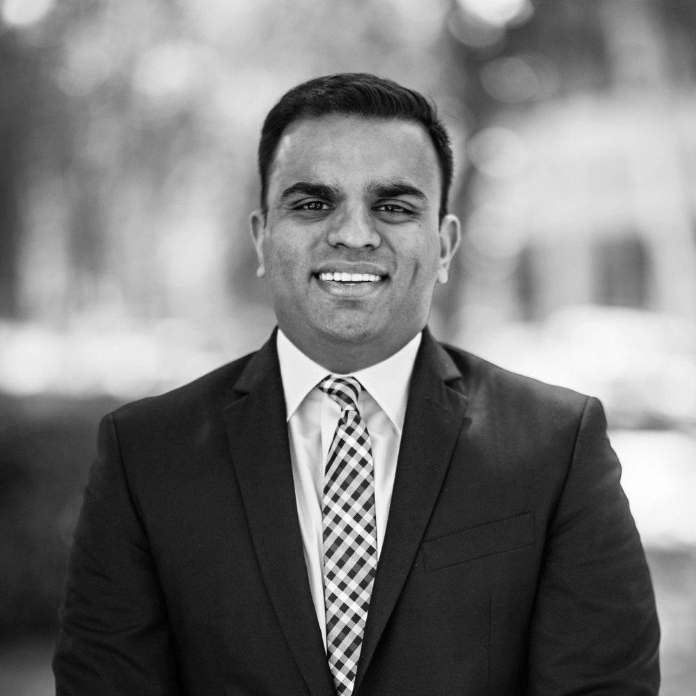 Ankit Shah , CFP®, Financial Advisor