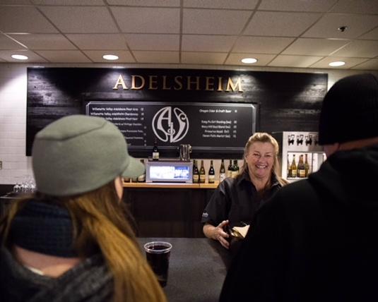 Adelsheim Vineyard at Portland Trail Blazers