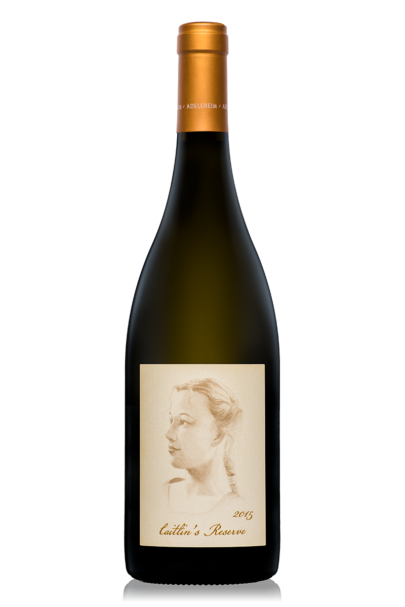 2015 Caitlin's Reserve Chardonnay - Bottle Shotlabel front / label backDescription Sheetshelf talkersDownload All