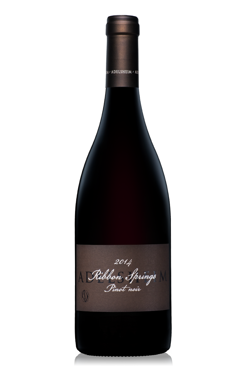 2014 Ribbon Springs Pinot noir - Bottle Shotlabel front / label backDescription SheetDownload All