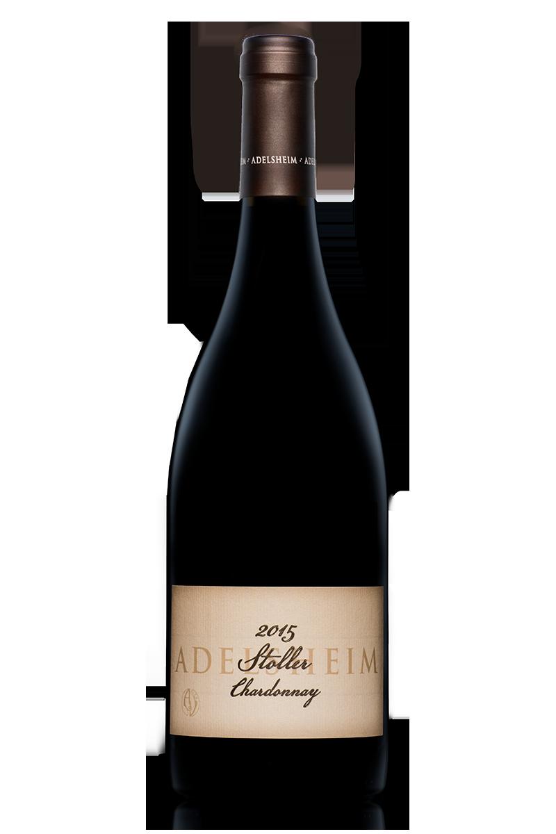 2015 Stoller chardonnay - Bottle Shotlabel front / label backDescription SheetDownload All