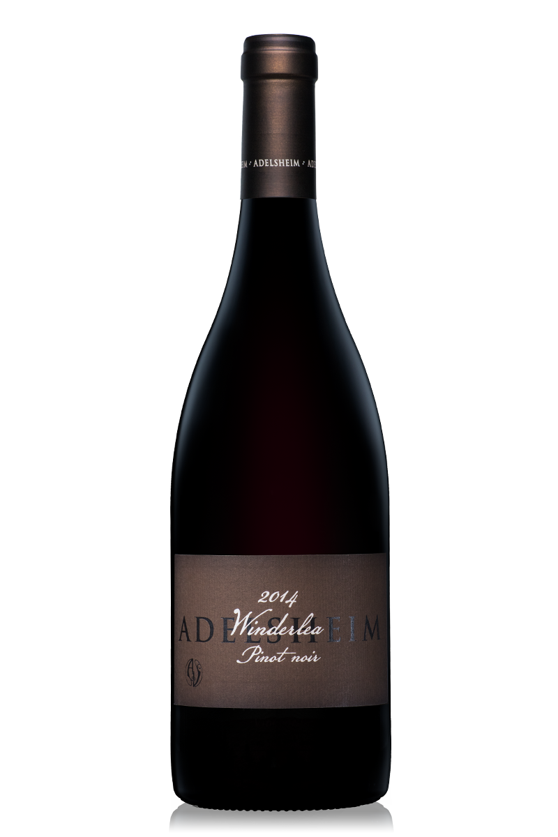 2014 winderlea pinot noir - bottle shotlabel front / label backdescription sheetdownload all