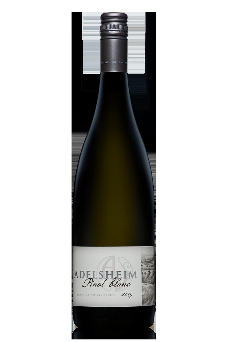 2015 pinot blanc - bottle shotLabel front / label backdescription sheetShelf Talkersdownload all