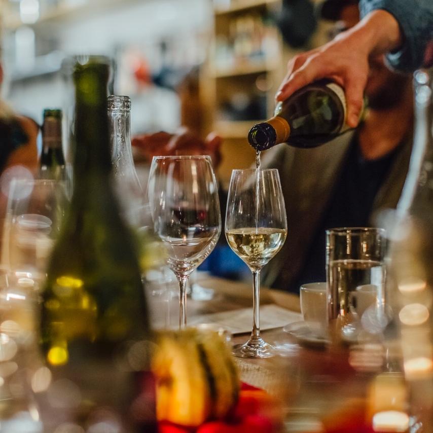 Wine Event - Wine Dinner
