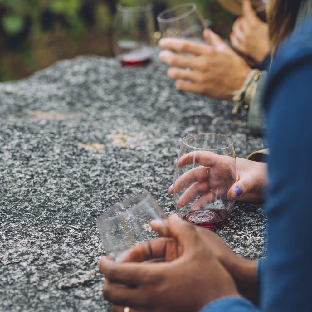 Adelsheim Wine Tasting