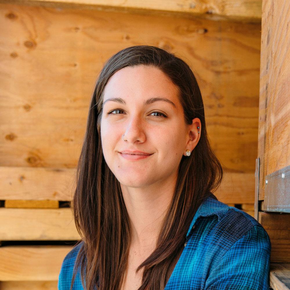 Danielle Zarro - Viticulture Technician