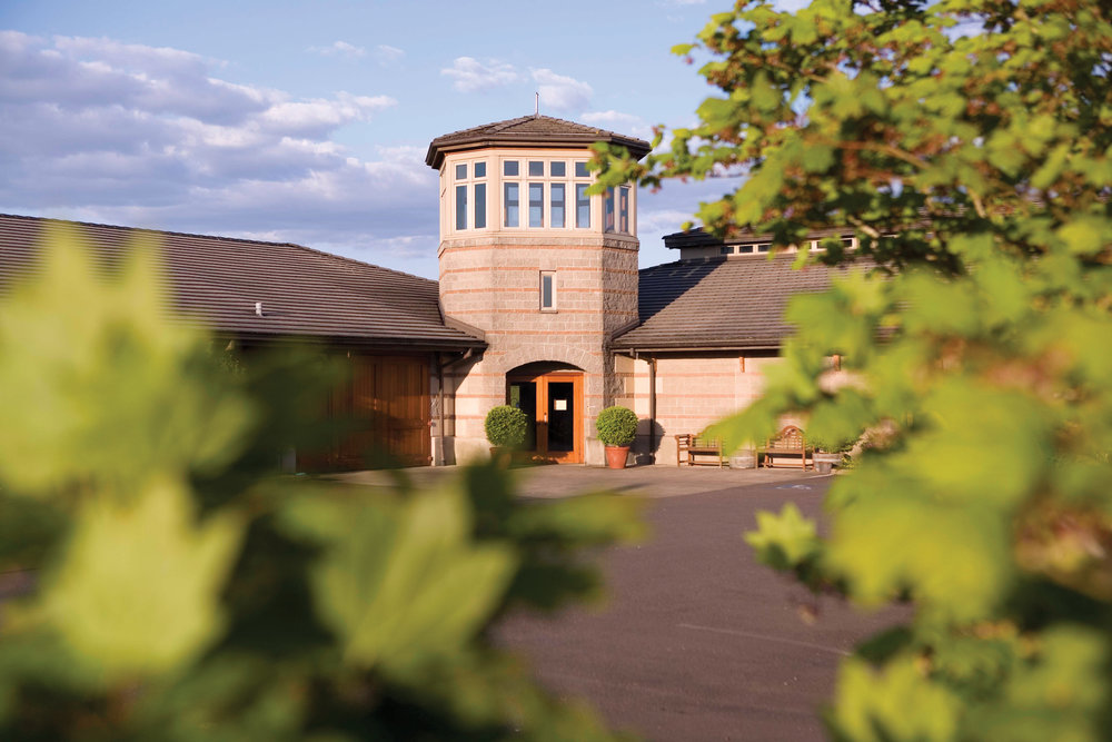 ADELSHEIM VINEYARD - FRONT ENTRANCE  Download