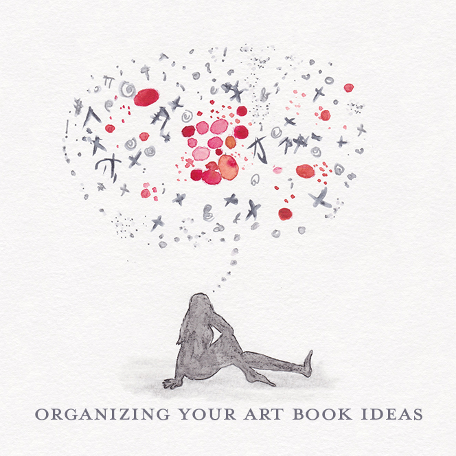 organizing-your-art-book-ideas