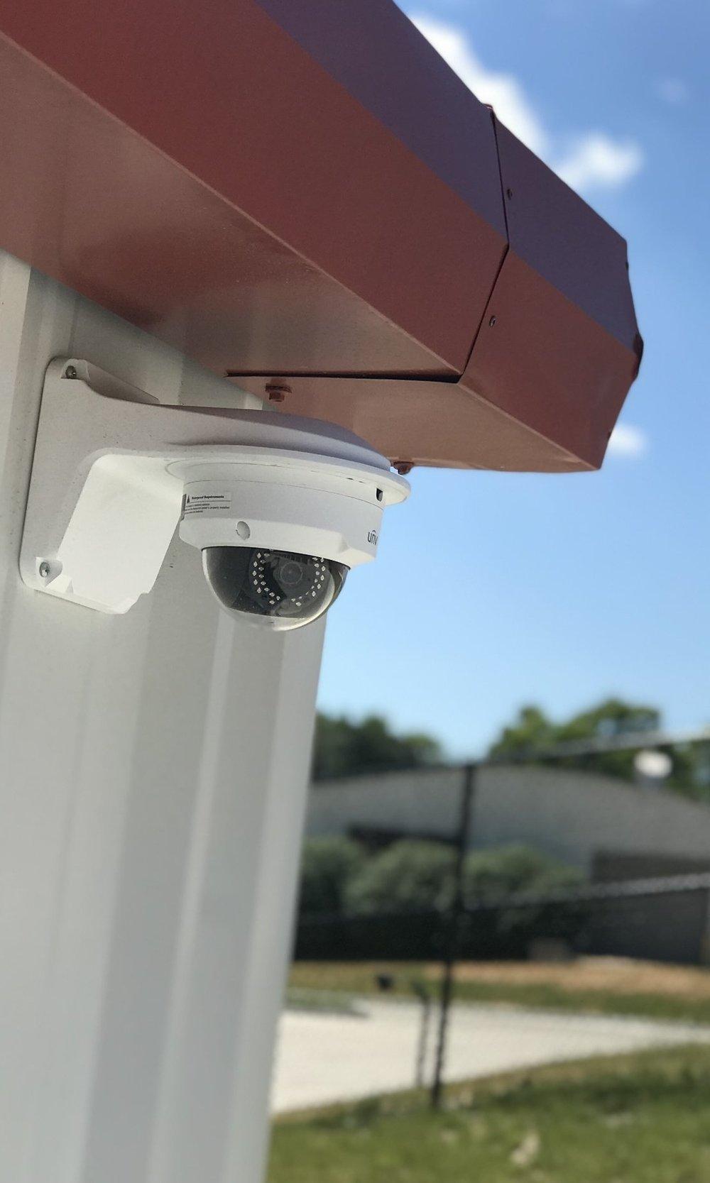 Self Storage Bloomington Normal IL Security Cameras