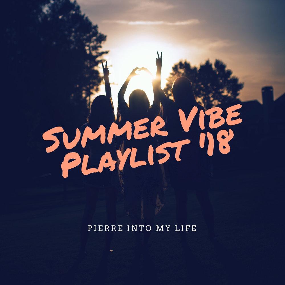 Summer Vibe Playlist '18.jpg