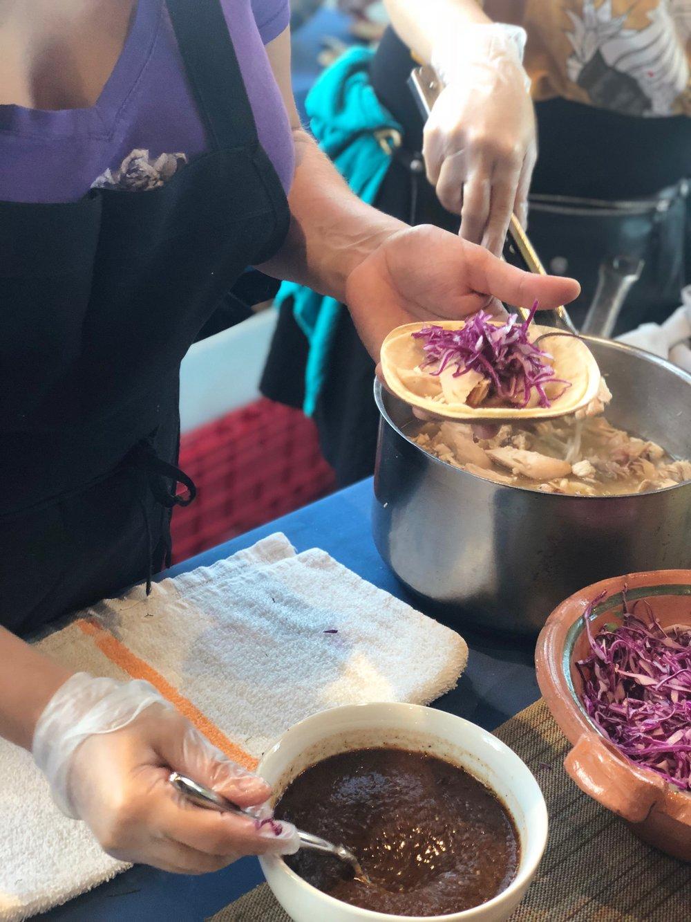Chucho's Pollo Taco