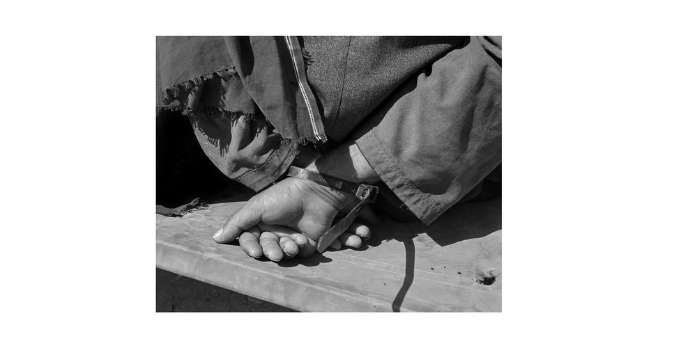 Detainee, Helmand Province