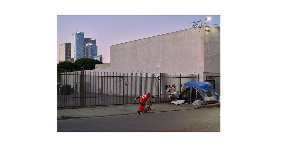 Homelessness in LA – SOCIETY (FR)