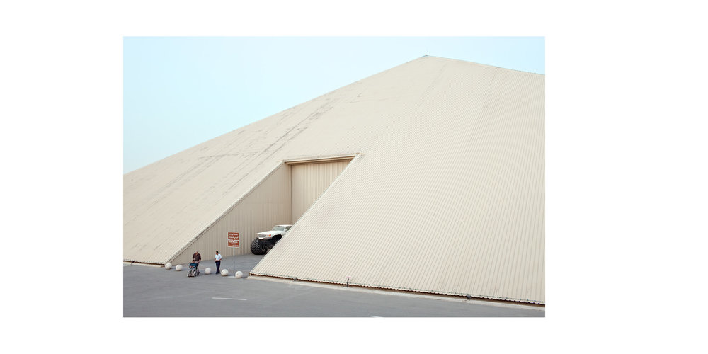 Emirates National Auto Museum, from the series 'Desert Dreams'