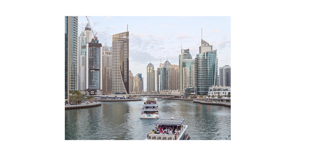Dubai Marina, Dubai, from the series 'The Edge'