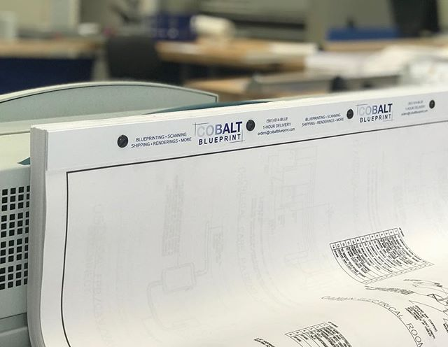 Cobalt blueprint fastest printing in south florida professional screw post binding is one of the many services cobalt blueprint has to offer malvernweather Choice Image