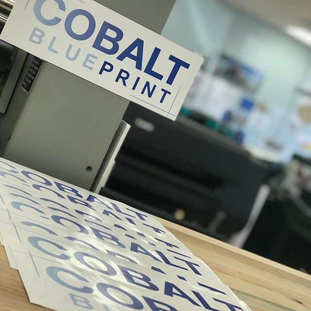 Cobalt blueprint fastest printing in south florida need custom magnets stickers any size any quantity cobalt can do it all malvernweather Choice Image