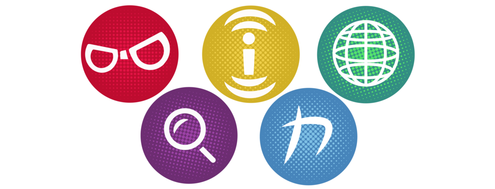 OUR FIVE POINT CURRICULUM - Middle schools, high schools, universities, community centers, and conferences qualify for our interactive lesson plans that will teach students how to identify