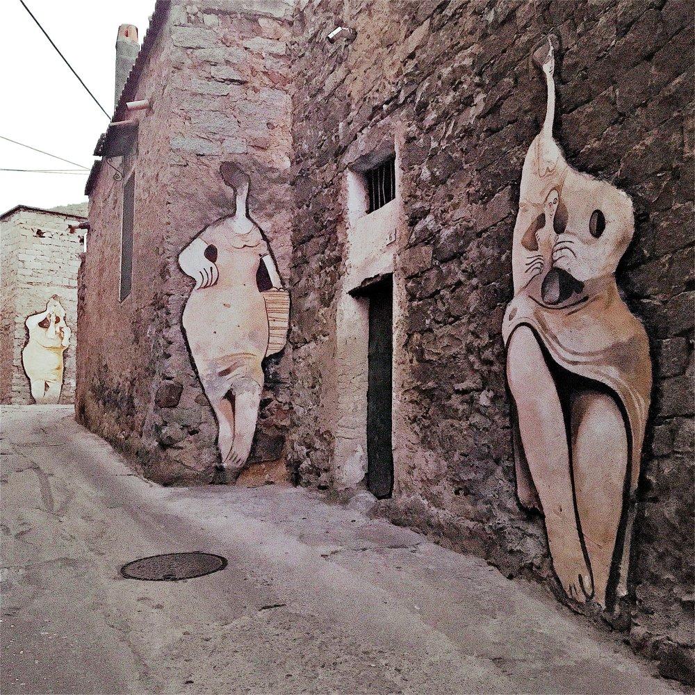 Murals in Orgosolo © Roberto Murgia