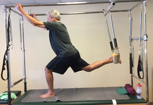Experience our Personal Approach toGYROTONIC®  and Pilates exercise systems