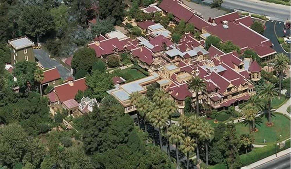 The winchester mystery house afternoonified for San francisco mansion tour