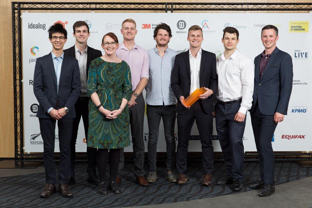 Innovation Awards Win -