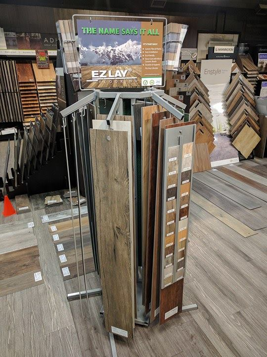 LUXURY VINYL PLANKS & TILES Touchtone carries the latest LVP & T Products in various designs and sizes, we stock over 200,000 square feet and we continue to grow our variety as the product grows.