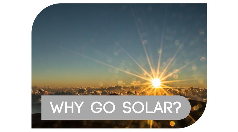 Why Go Solar in South Carolina