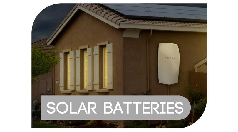 Solar Battery in South Carolina