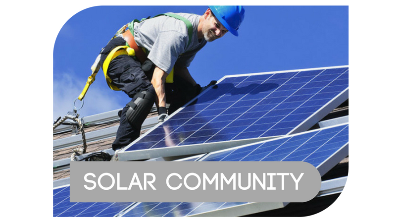 South Carolina Solar Community