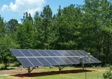 Solar Ground Mount SC Poly Energy