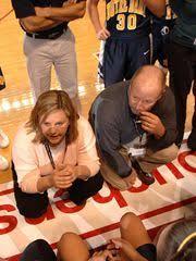 Asst Coach Cheryl Darpel was former head caoch at NDA in early 2000's