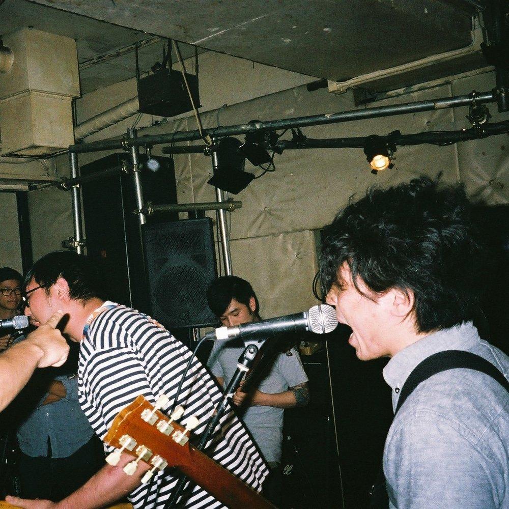 Malegoat - Japan Emo rock