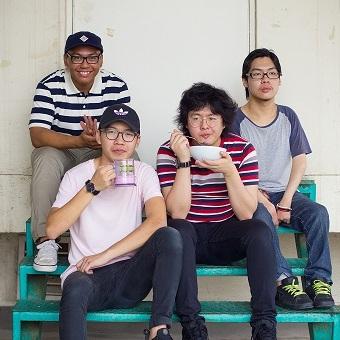 FXTRT - SIngapore math rock