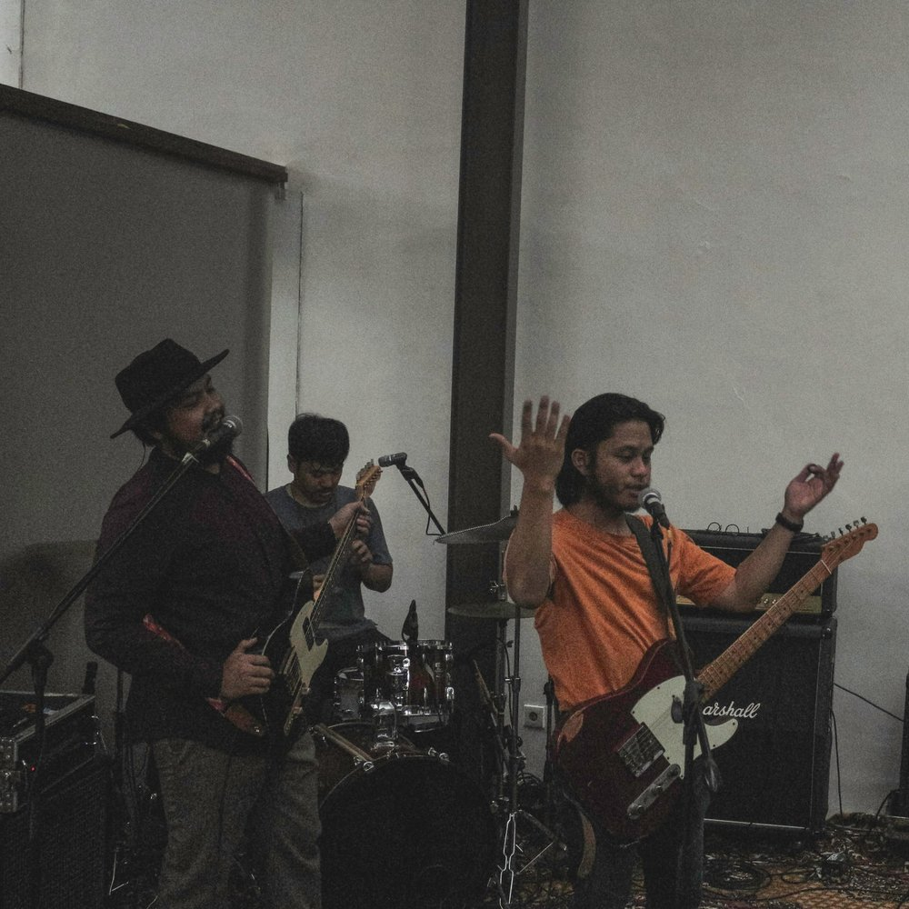 Polka Wars - Indonesia indie rock